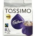 Cadbury Hot chocolate 8 nápojov