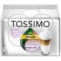 Jacobs Latte Macchiato so zníženým obsahom cukru 8 nápojov