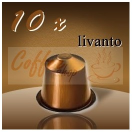 Nespresso Livanto 10ks