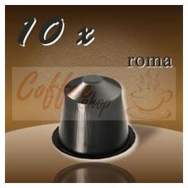 Nespresso Roma 10ks