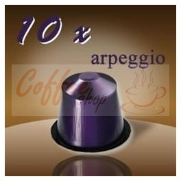 Nespresso Arpeggio 10ks
