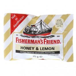 Fishermans friend honey-lemon 25g